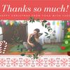 【お客様の声】今年もありがとうございました*リストラティブヨガ*シャバーサナ*英語でヨガの画像