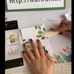 画像 【目立たないけど】忘れずにチェックしておいてほしいお道具たちと、猛烈に作っているカード の記事より 8つ目