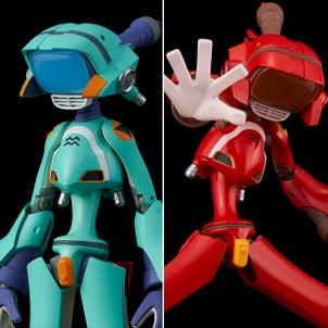 OVAシリーズ『フリクリ』から、「カンチ」が新規造形で再登場!の画像