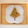 絶妙な味の組み合わせ!クリスマスツリートーストの作り方の画像