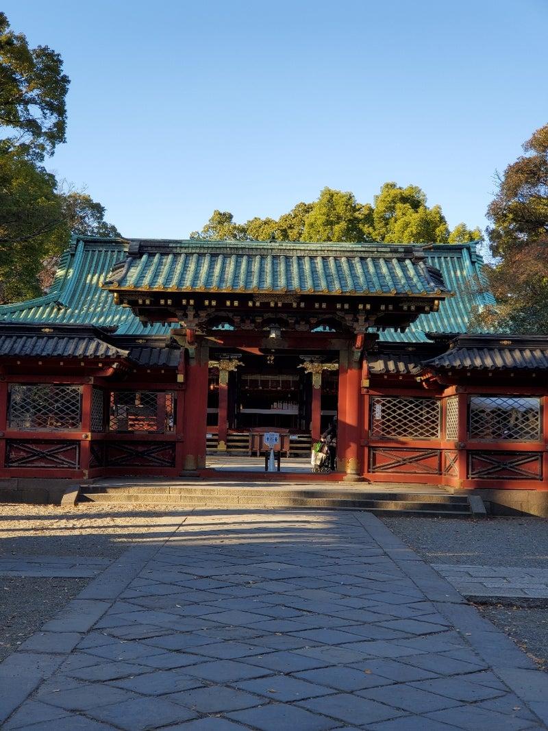 千駄木 神社