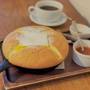 COMMA,COFFEE コンマコーヒーでカステラパンケーキ!@西東京市の画像