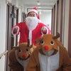 MerryChristmas と HappyBirthdayの画像