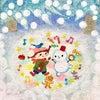 【教室レポート】ゴールドと紫でかざるクリスマスブーツの画像