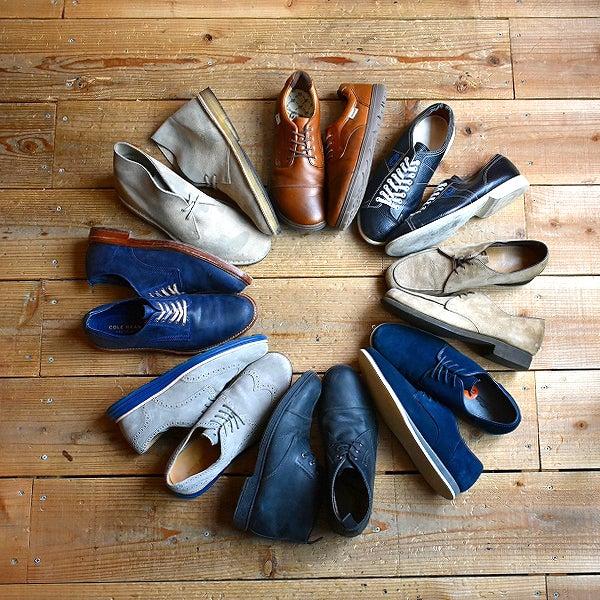 レザーシューズ革靴クリスマス@古着屋カチカチ