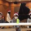 メリークリスマス!赤鼻のトナカイさんとカップスやってみました。の画像