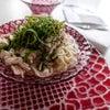 レシピ掲載 梅しそバター麺の画像