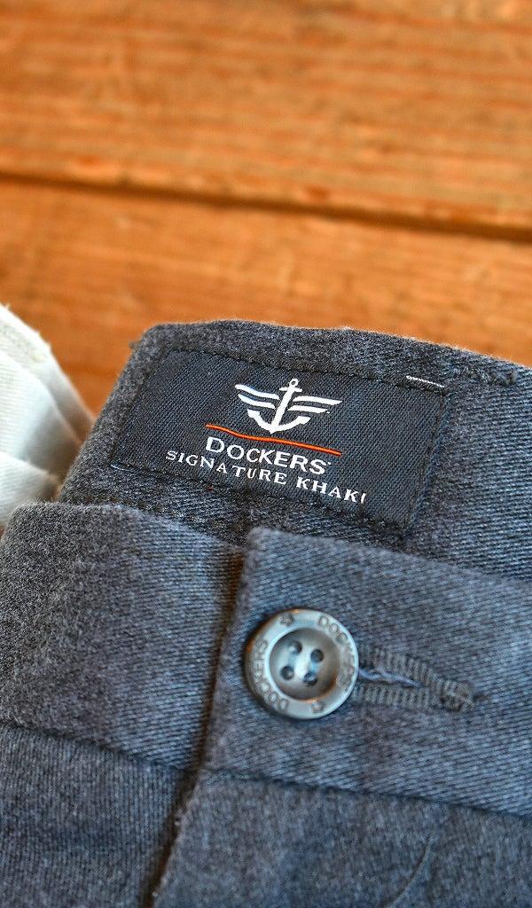 ドッカーズDockersワイドチノパンツ古着屋カチカチ