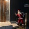 メリークリスマス!サンタがおうちにやってきた!の画像