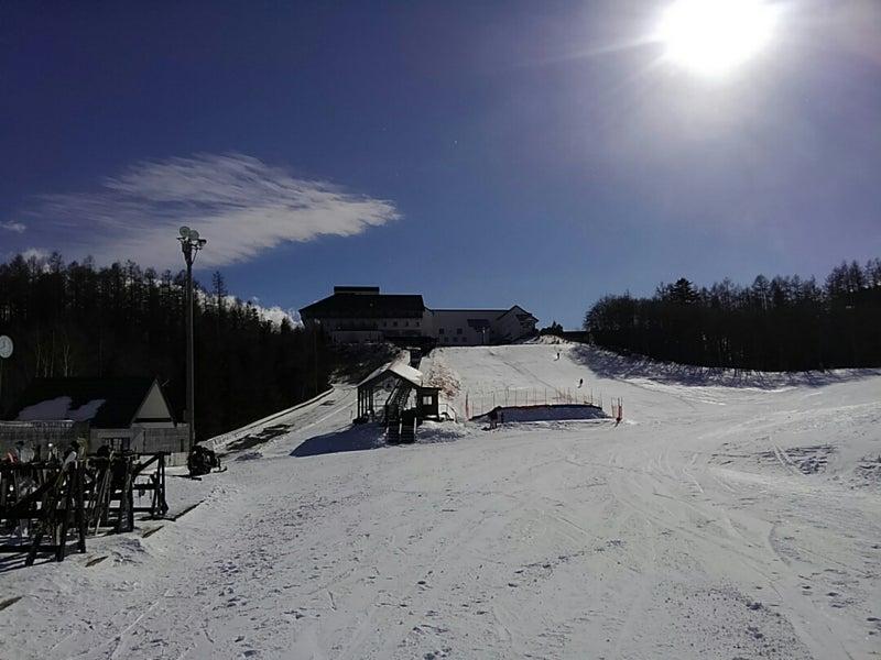 小海 リエックス スキー バレー