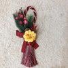 【レッスンレポ】新年を迎える準備を♡手作りのしめ縄飾りの画像