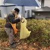障害者週間美化活動 寮生によるゴミ拾いの画像
