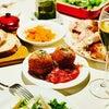 12月の食卓。クリスマス〜小さなホームパーティの画像