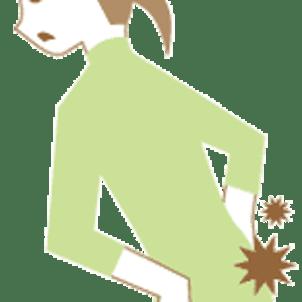 坐骨神経痛の原因についての画像