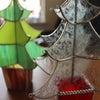 今更ですが…クリスマスツリーが完成しました(≧▽≦)の画像