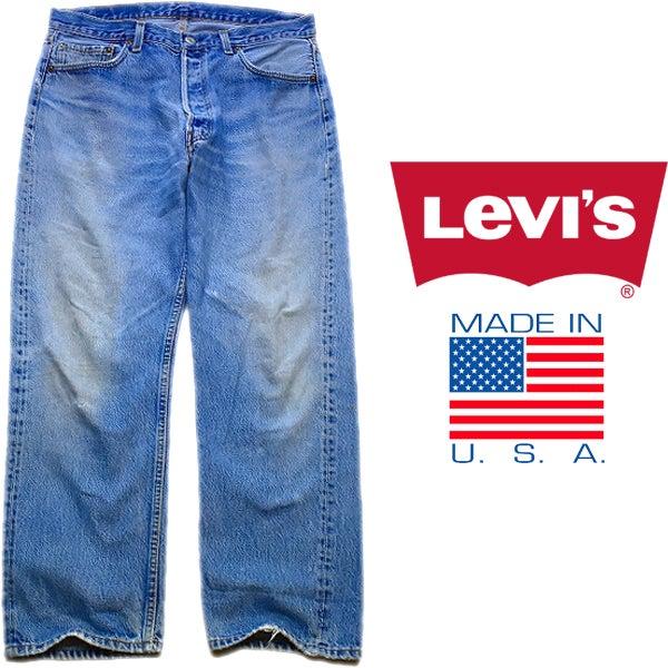 リーバイス501ジーンズデニムパンツ古着屋カチカチ