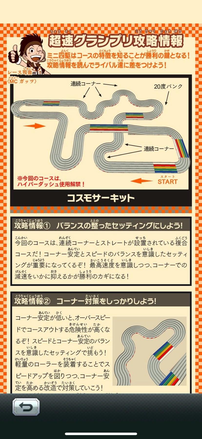 グランプリ ダッシュ 超速 ハイパー