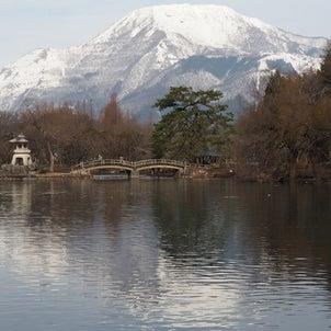 三島池(滋賀県米原市)2020年12月29日撮影の画像