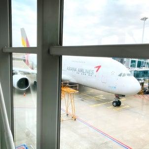 里帰り出産で日本へ一時帰国。空港のコロナ対策色々。の画像