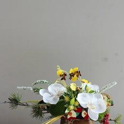 画像 【お正月作品】海外にいても日本のお正月満載❀昨年末、沢山のお正月飾りが出来上がりました☆彡 の記事より 5つ目