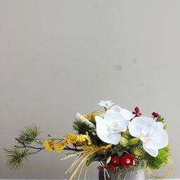 画像 【お正月作品】海外にいても日本のお正月満載❀昨年末、沢山のお正月飾りが出来上がりました☆彡 の記事より 4つ目