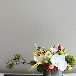 画像 【お正月作品】海外にいても日本のお正月満載❀昨年末、沢山のお正月飾りが出来上がりました☆彡 の記事より 9つ目