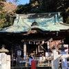 初詣へ 地元 鶴嶺神社の画像