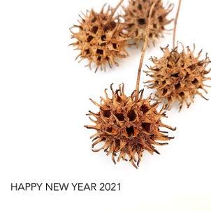 2021年のご挨拶☆の画像
