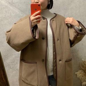 アウトレットでお買い得だったコートの画像
