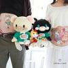 結婚式の時オーダーされた @rainbowpockets ぬいぐるみ作家浦山あゆみさんのか...の画像