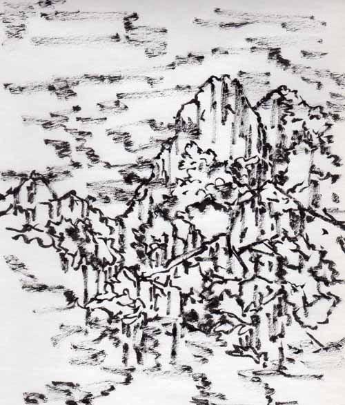 の 部族 天空 ヒマラヤ
