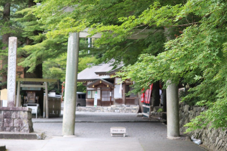 鈴鹿_お宮参り_椿大神社