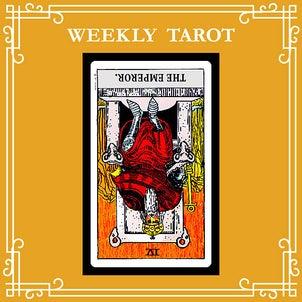 【 WEEKLY TAROT 】今週のタロットメッセージ/2021.1.4~1.10の画像