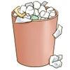 ゴミ箱化している無意識|コスモ・ライフォロジーの画像
