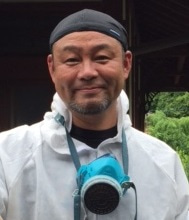 鳥獣管理士準1級・アスワット代表の福永健司