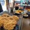 ◆【馬車道グルメ】人気のお蕎麦屋さんで縁起の良い「板そば」を堪能(板そば蒼ひ)の画像