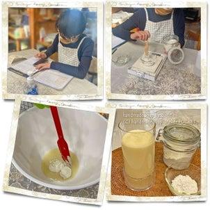 手作り石けん教室『クレイの石けん』の画像