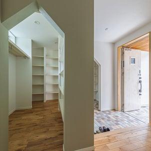 新住宅様式の代表スペース!シューズクロークの画像