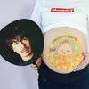 プレママさん、長年の大ファン #森田剛 くんのうちわとでも、旦那さんの方が大好きだと即答...の画像