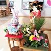 帝塚山病院、病棟飾りつけの画像