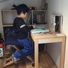 木の学習机フェア開催中♪の画像