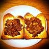 カレートーストの画像