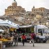 イタリアの小さな村ピアッツァアルメリーナの画像
