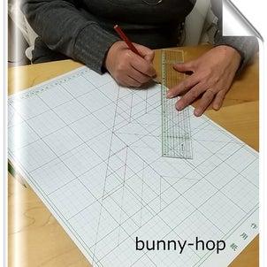 お教室レポート No.2 ~フリークラス*Sさん~ 「アップルツリー」製図♪の画像