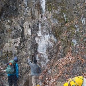 「氷瀑」と呼ぶにはちょっと、アレですが。の画像