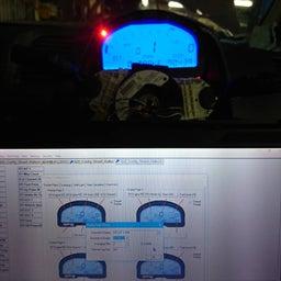 画像 S2000,F20C改F22R制作車両入庫、FD2ハルテック電スロ制御はピットレーンリミット。 の記事より 10つ目