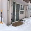 教室前、雪情報・・・の画像