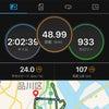 2021.01.10朝練〜大井埠頭サイクリングの画像