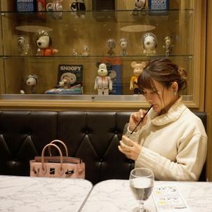 【スヌーピー】PEANUT DINNER(ピーナッツダイナー) 神戸【ピーナッツホテル】の画像