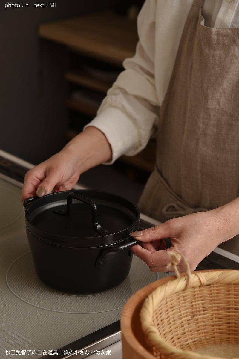 鍋 で ご飯 を 炊く 方法